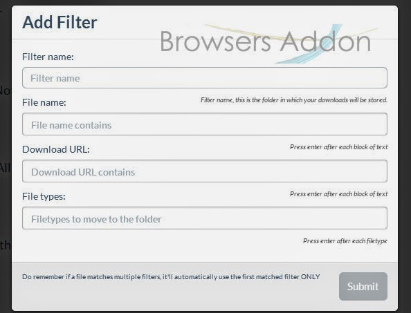 Fruumo, Download Manager for Google Chrome  « browsersaddon